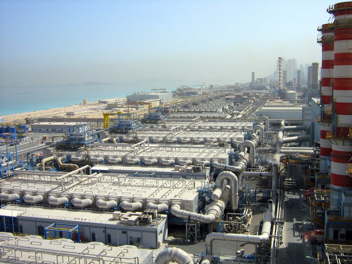 Jebel Ali Power & Desalination | Tractebel