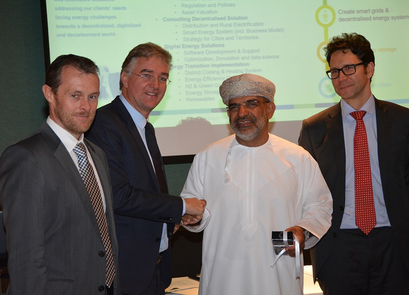 New subsidiary in the Sultanate of Oman | Tractebel