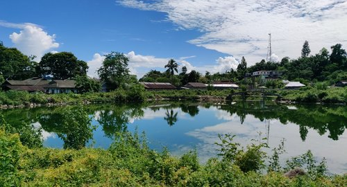 Pasighat-city-Fish-pond