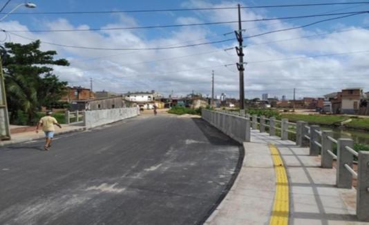 Ponte da Mundurucus – 1º Trecho (Depois - 2019)