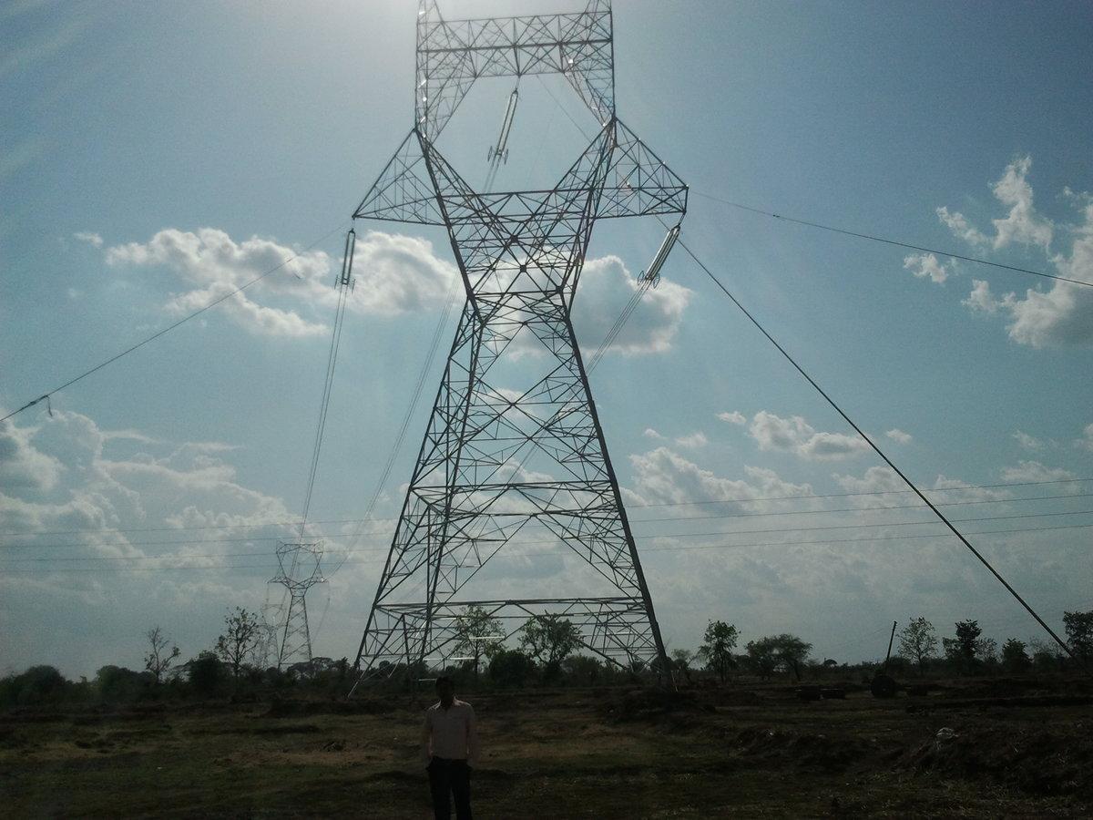 765 kV Transmission Line Project | Tractebel
